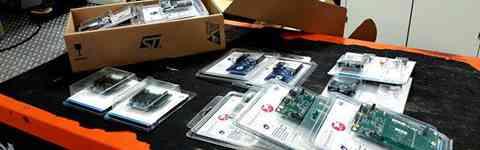 Współpraca z STMicroelectronics NV